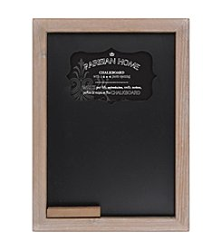 Sheffield Home® Chalkboard With Photo Insert
