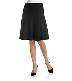 Chelsea & Theodore Circle Sweater Skirt