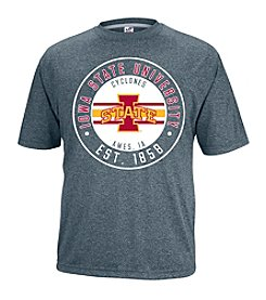 NCAA® Iowa State Men's Heathered Vital Short Sleeve Tee
