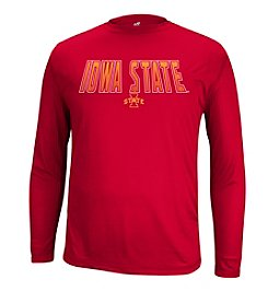 NCAA® Iowa State Call Out 3D Long Sleeve Tee