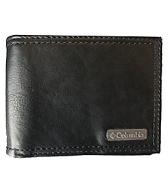 Columbia Men's Extra Capacity Slimfold Wallet
