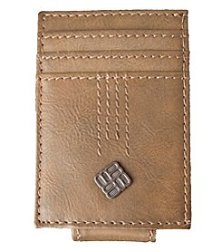 Columbia® Men's Magnetic Clip RFID Card Case