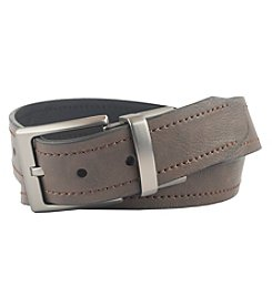 Columbia Men's Stitched Reversible Belt