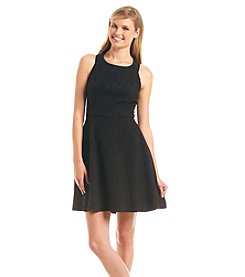 Jessica Simpson Jacquard Bow Dress