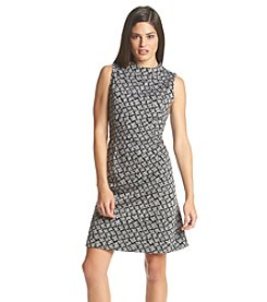 Nine West® Houndstooth Dress