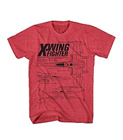 Mad Engine Men's Star Wars™ The Force Awakens X-Wing Graphic Tee