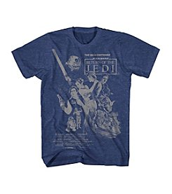Mad Engine Men's Short Sleeve Star Wars™ Continuing Saga Graphic Tee
