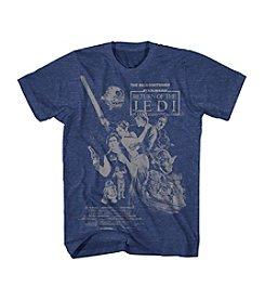 Mad Engine Men's Short Sleeve Star Wars™ Continuing Saga Graphic Tee