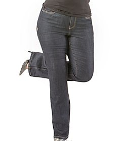 Poetic Justice® Plus Size Scarlett Boot Cut Jeans