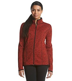 Exertek® Sweater Fleece Jacket