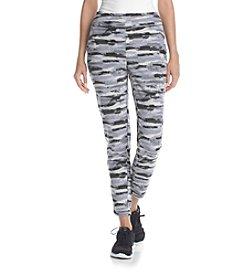 Exertek® Camo Print Microfleece Pants