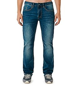 Buffalo by David Bitton Men's Six Fit Slim Jeans