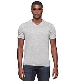 Calvin Klein Jeans® Men's Short Sleeve Wash Story V-Neck Tee