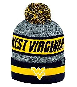 NCAA® West Virginia Men's Cumulus Pom Knit Hat