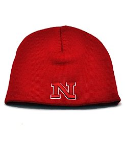 NCAA® Nebraska Men's Knit Beanie Hat