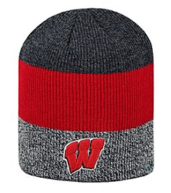 NCAA® Wisconsin Men's Sunset Beanie Hat