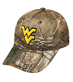 NCAA® West Virginia Men's Tree Camo Cap