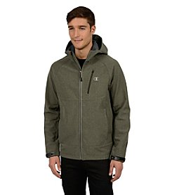 Champion® Men's Hooded Softshell Jacket