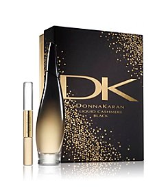 Donna Karan Liquid Cashmere Black Gift Set