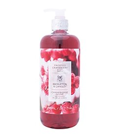 Brompton & Langley Frosted Cranberry Body Wash