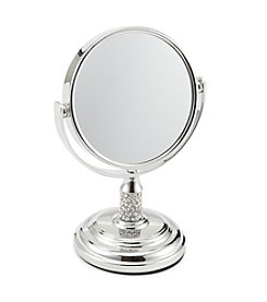 Danielle Creations® Crystal Studded Mini Mirror