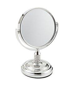 Danielle Creations® Crystal Studded Mini Mirror