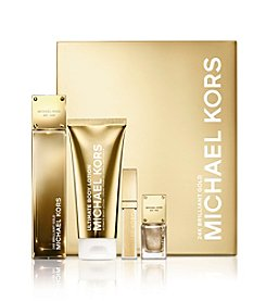 Michael Kors™ 24K Brilliant Gold Gift Set (A $174 Value)