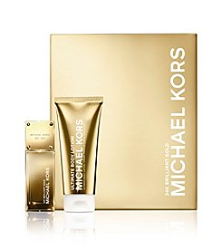 Michael Kors™ 24K Brilliant Gold Gift Set Set ( A $112 Value)