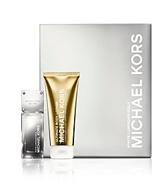 Michael Kors™ White Luminous Gold Gift Set (A $112 Value)