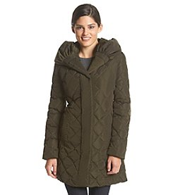 Gallery® Quilted Down Coat