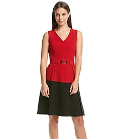 Nine West® Stretch Fit And Flare Dress