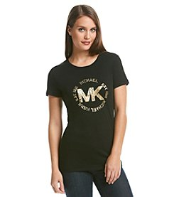 MICHAEL Michael Kors® Foil Logo Tee