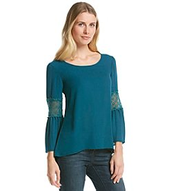 Spense® Peasant Top