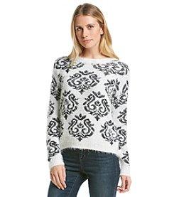 Fever™ Eyelash Sweater