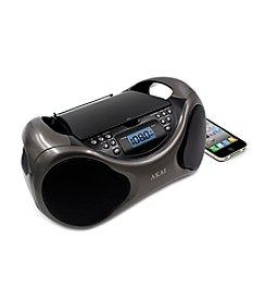 Akai CD Boombox with FM Radio