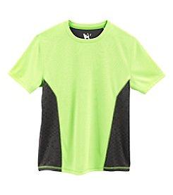 Mambo® Boys' 8-20 Short Sleeve Front Back Tee