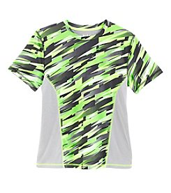 Mambo® Boys' 4-20 Short Sleeve Front Back Tee