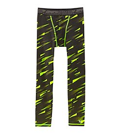 Mambo® Boys' 8-20 Geo Printed Base Layer Pants