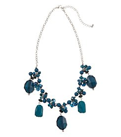 Studio Works® Teal and Silvertone 18