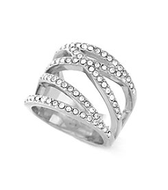 Vince Camuto™ Silvertone Ring