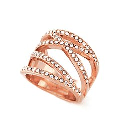Vince Camuto™ Rose Goldtone Ring