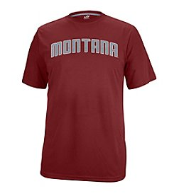 NCAA® Montana Men's ABC Short Sleeve Tee