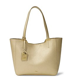 Lauren Ralph Lauren® Acadia Faux Leather Shopper