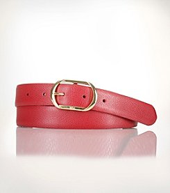 Lauren Ralph Lauren® Whitby Leather Belt