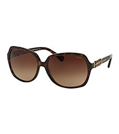 COACH WHIPLASH SQUARE SUNGLASSES