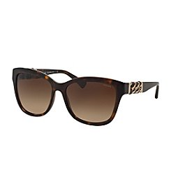 COACH WHIPLASH CAT EYE SUNGLASSES
