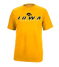 NCAA® Iowa Men's Fast Script Short Sleeve Tee