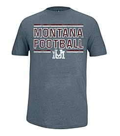 NCAA® Montana Men's Prime Football Slub Short Sleeve Tee