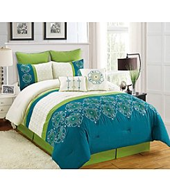 HomeChoice Harper 8-pc. Comforter Set