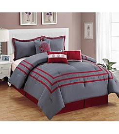 HomeChoice Graystone 7-pc. Comforter Set
